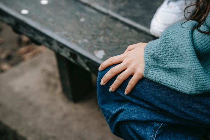 産後の膝痛