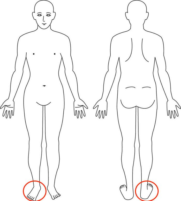 【症例】スポーツによる足の甲の痛みが数回の整体で緩和
