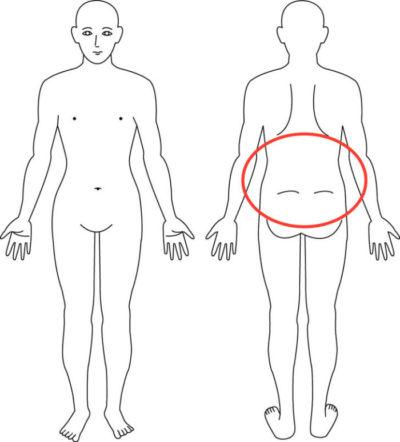 大阪,妊婦整体,尾骨痛,腰痛
